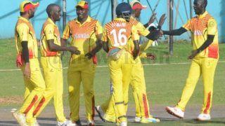Uganda Beat Botswana in T20 World Cup Africa Qualifiers