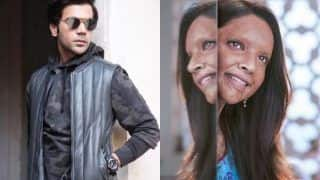 Rajkummar Rao Was The First Choice For Deepika Padukone Starrer Chhapaak, Here's Why he Could Not Make it