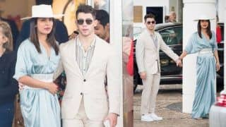 Cannes 2019: Priyanka Chopra-Nick Jonas Set Major Couple Goals as They Arrive Hand-in-Hand