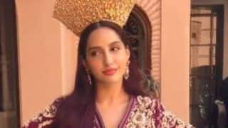 Nora Fatehi Gives Fans a Lesson of 'How to Walk Into a Room Full of Haters', Watch