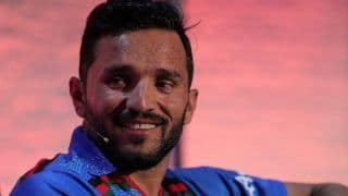 ICC Cricket World Cup 2019: Gulbadin Naib Urges Afghanistan Batsmen to Keep Calm, Play Full 50 overs