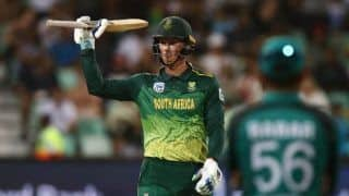 AB de Villiers Probably Didn't Handle Comeback Plan Well: Rassie Van Der Dussen