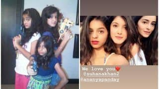 Suhana Khan Birthday: Ananya Panday-Shanaya Kapoor Give a Trip of Nostalgia as They Wish Their Best Friend