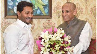 जगनमोहन रेड्डी आंध्र प्रदेश में अगली सरकार बनाने के लिए आमंत्रित, 30 मई को लेंगे शपथ