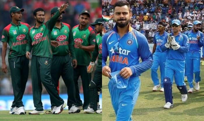 ICC Cricket World Cup 2019 India vs Bangladesh Warm-up Match
