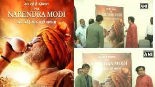 PM Narendra Modi Biopic: Nitin Gadkari Launches New Poster of Vivek Oberoi's Film-Check Out