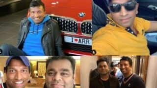 AR Rahman's Fan Dedicates His Dream Car to Him, See What The Musician Replies