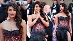 Cannes 2019: मेट गाला में मजाक उड़ने के बाद प्रियंका ने ली 'कान्स' में दमदार एंट्री, फैंस के दिल में बजी घंटियां
