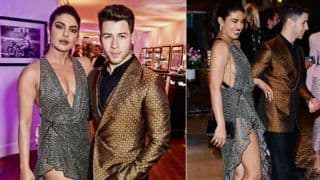 Cannes 2019: Priyanka Chopra Slays in Metallic Dress at After Party With Nick Jonas