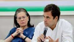 Reports of Rahul Gandhi Offering to Resign Incorrect, Says Randeep Surjewala; CWC Meeting Underway