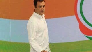 Rahul Gandhi Refuses to Reconsider Decision to Step Down as Congress Chief
