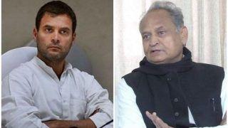 राजस्थान के सीएम अशोक गहलोत ने कहा- 'कांग्रेस अध्यक्ष की दौड़ में नहीं हूं, मेरी राय सभी को पता है'