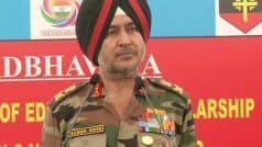 First Surgical Strike Was Carried Out in September 2016, Confirms Top Indian Army Commander