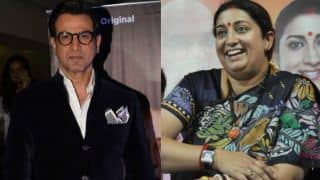 'Ek Number'! Ronit Roy Aka Mihir Congratulates His 'Tulsi' Smriti Irani For Lok Sabha Election Results 2019