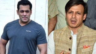 No, Salman Khan Didn't Comment on Vivek Oberoi's Meme Tweet, Here's The Truth