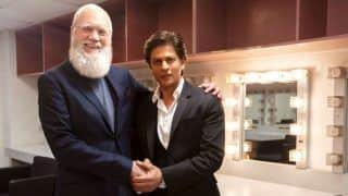 Shah Rukh Khan Gets His Stand-Alone Talk Show With David Letterman on Netflix, Cherishes The Moment