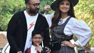 VIDEO: शिल्पा शेट्टी ने बेटे के बर्थडे पर बनाया 'दी हैरी पॉटर वर्ल्ड'