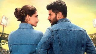 Sonam Kapoor's And Dulquer Salmaan's The Zoya Factor Pushed to September 20 Due to ICC Cricket World Cup 2019