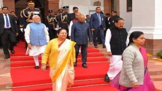 Only Tai Can Admonish me: PM Modi on Sumitra Mahajan