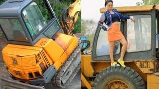 #JCBKiKhudayi Video Goes Viral For This Reason And Sunny Leone is Also a Part of The Meme