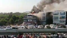 Surat: Police File FIR Against Coaching Centre Builders, Owner; Fire Tenders Arrived Late, Eye-witnesses Claim