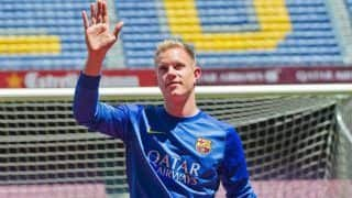Barcelona Will Miss Goalkeeper Marc-Andre Ter Stegen In Copa Del Rey Final
