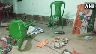 BJP Doing Tandav, Alleges TMC Over Another Incident of Office Vandalism in Bengal