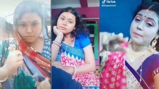 West Bengal Woman's Expression While Singing 'Cheap Thrills' Goes Viral, Watch TikTok Videos