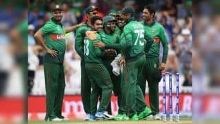 Shakib al Hasan Stars as Bangladesh Beat South Africa in ICC World Cup 2019 Opener by 21 Runs