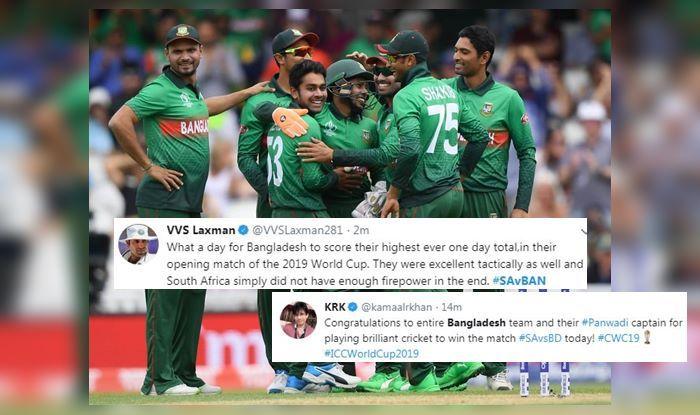 Bangladesh Beat South Africa Bangladesh Cricket Team