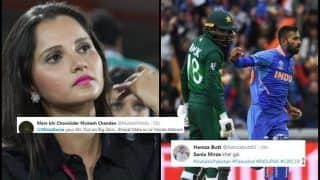 Sania Mirza Unnecessarily Gets TROLLED After Hubby Shoaib Malik Registers Golden Duck During India vs Pakistan ICC Cricket World Cup 2019 Game | SEE POSTS