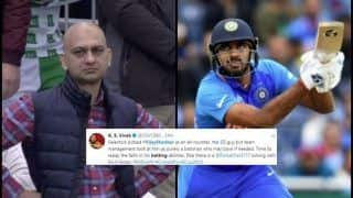 Vijay Shankar TROLLED as he Gets Dismissed Cheaply During India vs West Indies ICC Cricket World Cup 2019 at Old Trafford | SEE POSTS