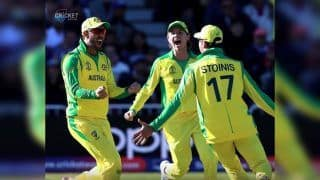 ICC Cricket World Cup 2019: Australia Finding it Hard to Find Their Best XI After Marcus Stoinis Injury