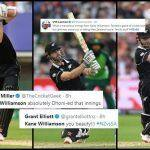 Kane Williamson's Match-Winning Century During to Help New Zealand Beat South Africa in ICC Cricket World Cup 2019 Match Wins Praise | SEE POSTS