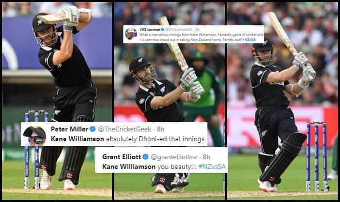 'Well Played, Sir': World Doffs to Kane Williamson After Match-Winning Ton | POSTS