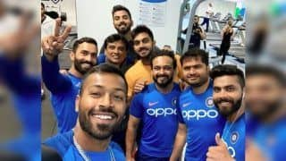 Hardik Pandya, KL Rahul, Dinesh Karthik Sweat it Out in Gym Ahead of Team India's ICC World Cup 2019 Tie Against Australia | SEE PIC