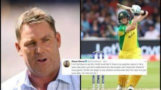Shane Warne Slams Selectors For Not Allowing Steve Smith to Bat at No 3 During England vs Australia ICC Cricket World Cup 2019 Game | SEE POST