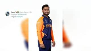 IND vs ENG: Fans Hail Rishabh Pant as he Makes His World Cup Debut in Place of Vijay Shankar as India Take on England in ICC World Cup 2019 Clash at Edgbaston | SEE POSTS