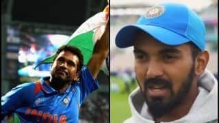 KL Rahul Highlights Importance Of Sachin Tnedulkar Ahead Of India vs Afghanistan ICC Cricket World Cup 2019 Clash | WATCH VIDEO