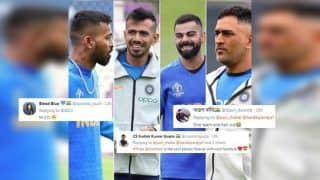 Virat Kohli, MS Dhoni, Hardik Pandya, Yuzvendra Chahal Get New Haircut During ICC Cricket World Cup 2019, Twitter Reacts Hilariously | SEE POSTS