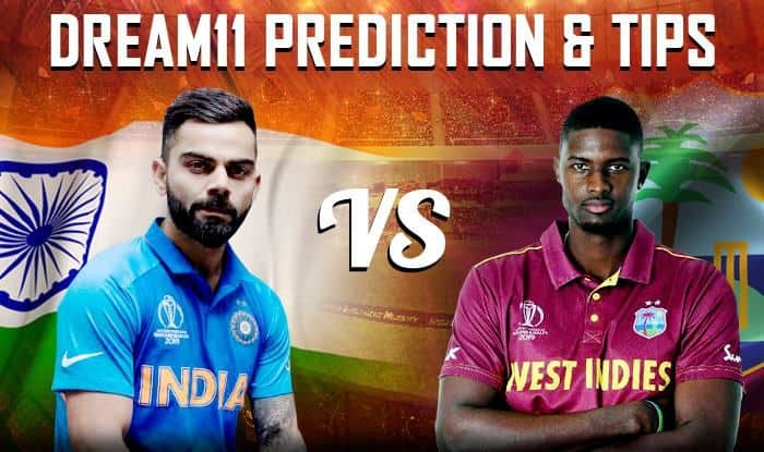 IND vs WI Dream11 Team - Check My Dream11 Team, Best players list of