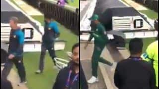 India vs Pakistan: Fans Abuse Sarfaraz Ahmed-Led Men in Green After Ind Beat Pak in ICC Cricket World Cup 2019 Match in Manchester | WATCH VIDEO