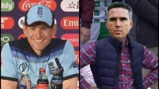 'Kevin Pietersen Said You Looked Scared Against Mitchell Starc': Eoin Morgan's Cheeky Response to Journo After Australia Beat England in ICC Cricket World Cup 2019 id EPIC   WATCH VIDEO
