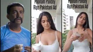 India vs Pakistan: Poonam Pandey Rips Pakistani Promo ad Featuring Abhinandan Ahead of Ind vs Pak ICC Cricket World Cup 2019 Clash | WATCH VIDEO