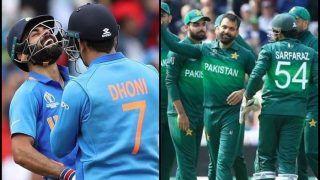 India vs Pakistan ICC Cricket World Cup 2019: Win Predictability Favours Men in Blue