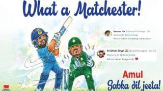 Amul's Latest Topical Ad After India Beat Pakistan During ICC Cricket World Cup 2019 Match in Manchester is Breaking The Internet | SEE POSTS