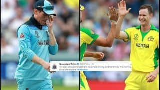 Queensland Police TROLL England in Most Subtle Manner After Defeat to Australia in ICC Cricket World Cup 2019 Match at Lords | SEE POST