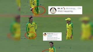 ICC Cricket World Cup 2019: Adam Zampa's 'Hand-in-The-Pocket' Moment Has Got Twitter Talking During Team India's Clash Against Australia | SEE POSTS