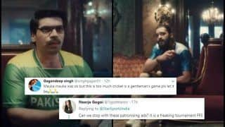 Ind vs Pak: Latest 'Mauka Mauka' Promo Ad Ahead of India vs Pakistan ICC World Cup 2019 Gets TROLLED | WATCH VIDEO AND SEE POSTS