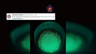 India vs Pakistan: Mumbai Police 'Green Signal' Tweet Ahead of IND vs PAK ICC Cricket World Cup 2019 Match at Old Trafford is Breaking The Internet | SEE POST